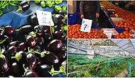 35 Senelik Pazarcı: 'İlk Defa Böyle Fiyatlara Sebze Satıyorum'