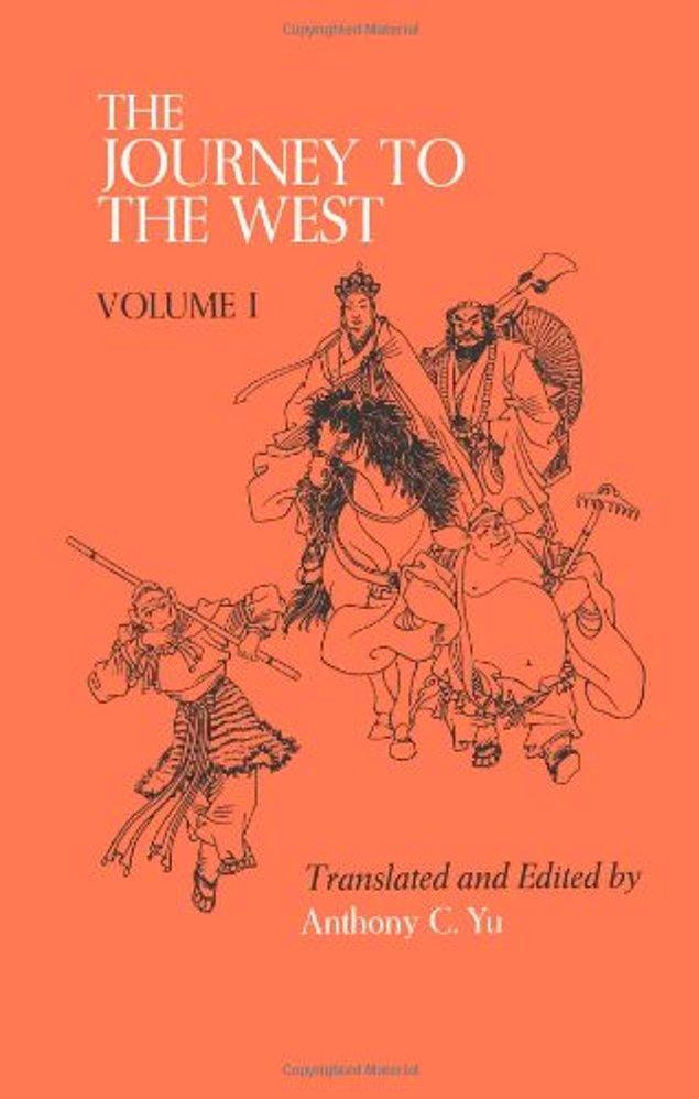 22. Batı'ya Yolculuk - Wu Cheng'en
