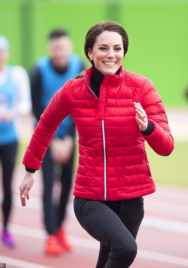 6. Maraton koşusu yap.