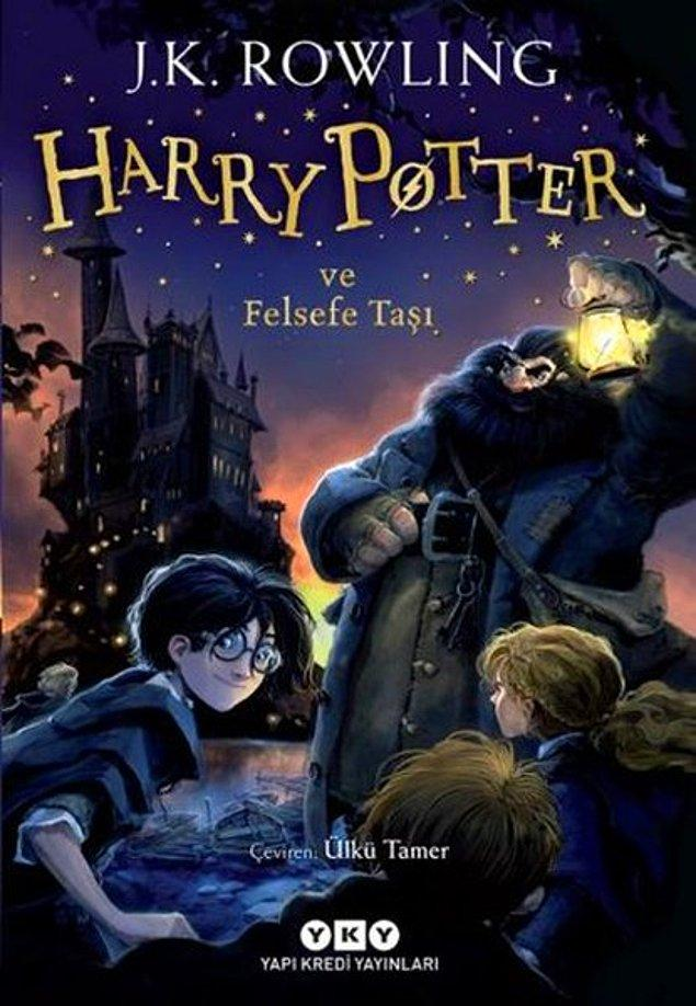 15. Harry Potter Serisi - J. K. Rowling