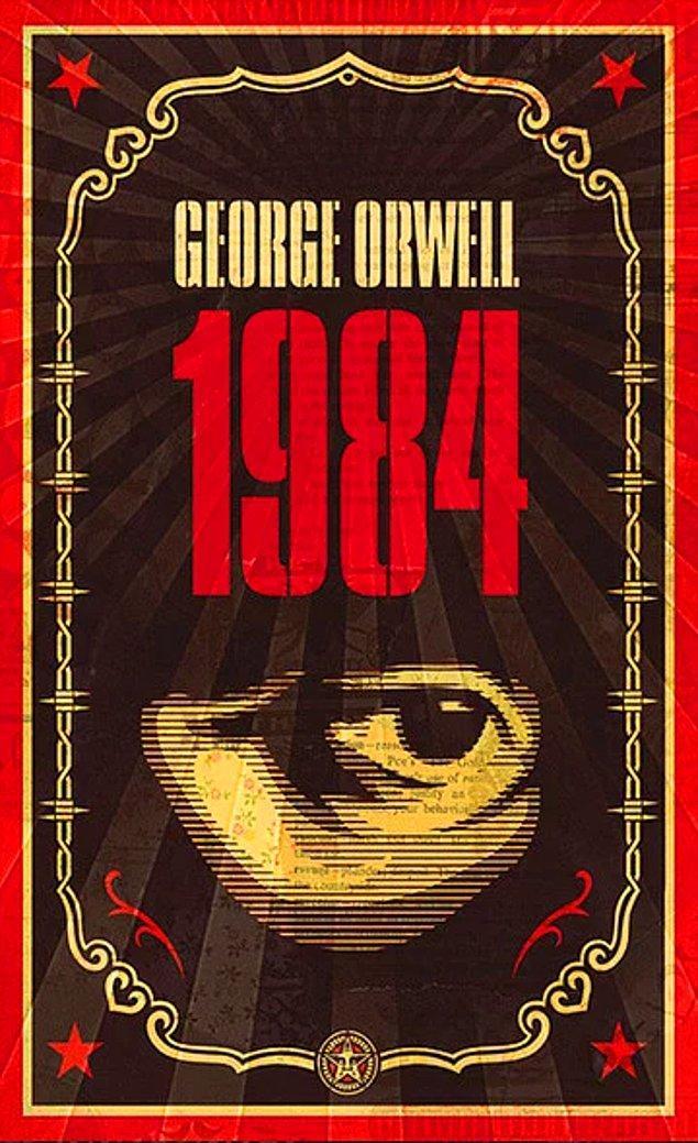4. 1984 - George Orwell