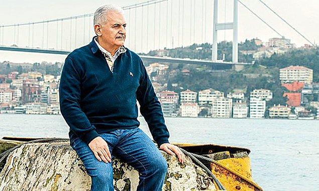Verdiği röportajın ilgili kısmında Yıldırım, İstanbul'a ilk geldiği günleri şöyle anlatıyor;