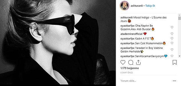 Ancak Ata Demirer'in bugün oyuncunun fotoğrafına yaptığı yorum, dedikoduları jet hızıyla doğruladı.