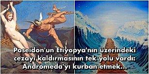 Biraz Kahramanlık, Biraz Eros'un Aşk Oku: Perseus ve Andromeda'nın Kızıldeniz'e Bugünkü Adını Veren Aşk Hikayesini Mutlaka Okumalısınız!