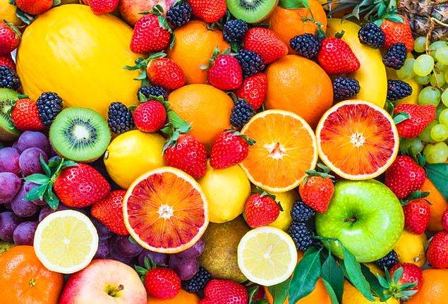9. Hangi meyve sadece toplandıktan sonra olgunlaşır?
