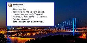 Marmara Denizi ve Karadeniz'i Birbirine Bağlayan Boğaz'ın Gerdanlığı Boğaziçi Köprüsü'nün Nasıl İnşa Edildiğini Biliyor musunuz?