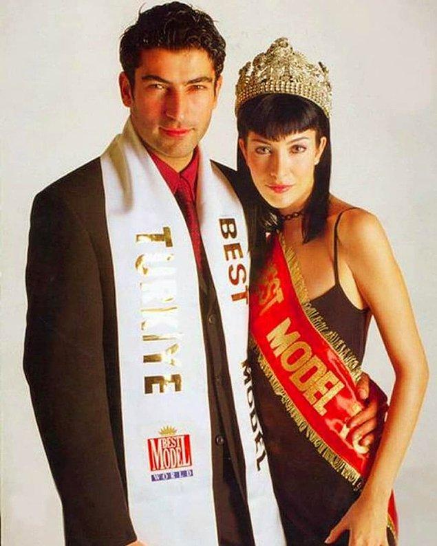 10. 1997 yılının Best Model kazananlarını tanımış olmanız lazım. Tanımadıysanız sağdaki Deniz Akkaya.