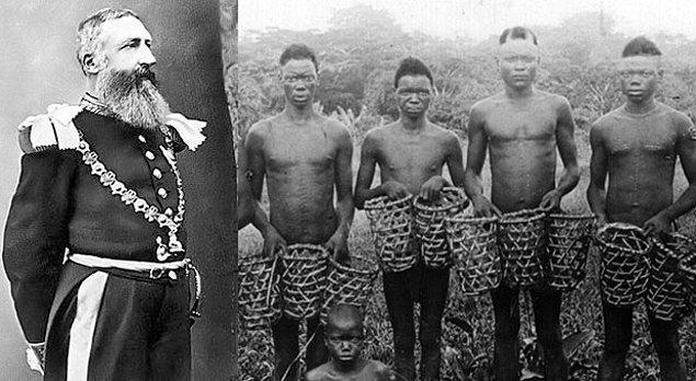Dedik ya, Leopold büyük güç ve zenginlik peşinde diye... Tam da bu dileğini gerçekleştirebilecek bir hedef bulmuştu kendine, Afrika'nın tam göbeğinde yer alan Kongo.