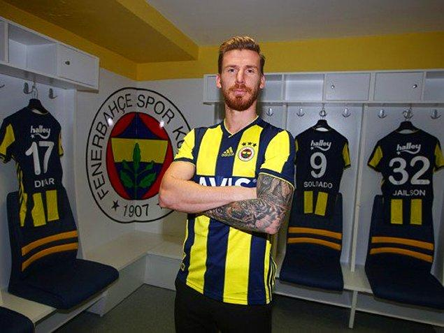Serdar Aziz ➡️ Fenerbahçe