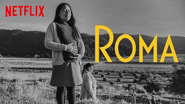 1. Roma (2018)