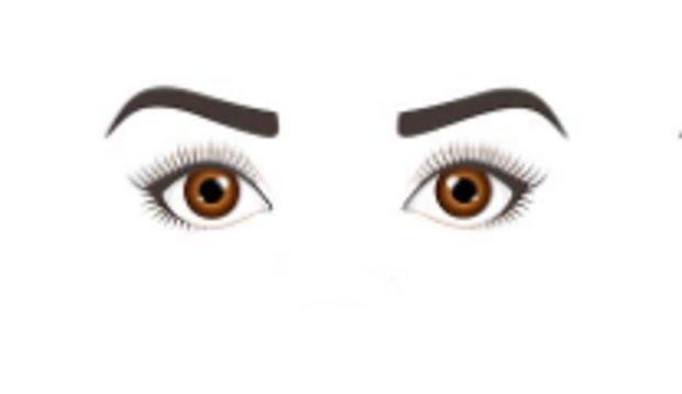 Yuvarlak gözler
