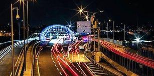 Ulaştırma Bakanlığı Avrasya Tüneli'ne 'Zam Yok' Dedi ve Ekledi: 'Yeni Ücret Tablosu Sehven Konulmuş'