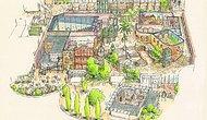 2022'de Açılması Planlanan Ghibli Park'tan Hayao Miyazaki Hayranlarını Mest Edecek Görseller