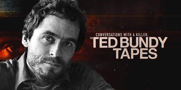 Psikopat katil Ted Bundy, 1970'li yıllarda işlediği suçlarda neredeyse 100 kadının canına kıydı. Sadece öldürmekle kalmadığı suçlarında, cesetlerin parçalarını kesip evine hatıra olarak götürüyordu.