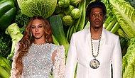 Vegan veya Vejetaryen Beslenme Tarzını Bir Hafta Deneyenlere Hayat Boyu Bedava Konser Bileti Veren Beyoncé ve Jay Z!