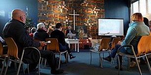 96 Gündür Aralıksız Ayin Yapılıyordu: Hollanda'da Kiliseye Sığınan Ermeni Aile İçin İyi Haber Geldi