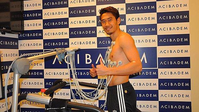 Beşiktaş, Borussia Dortmund'dan Shinji Kagawa'yı sezon sonuna kadar kiraladı.