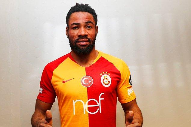 Christian Luyindama ➡️ Galatasaray