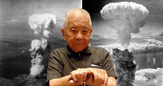 5. Tsutomu Yamaguchi - 2 nükleer saldırıdan kurtulan