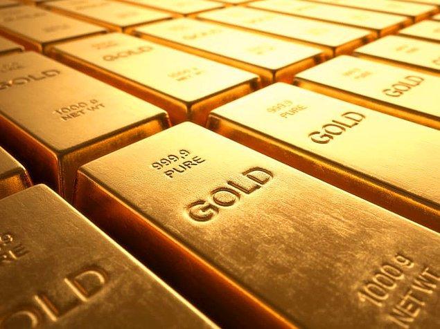14. Altın yenilebilir.