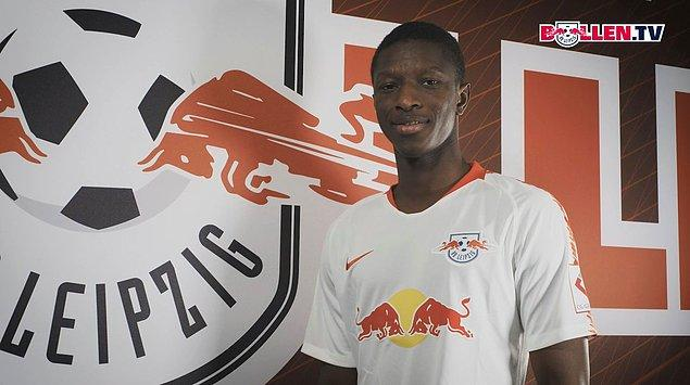 9. Amadou Haidara: 19 Milyon Euro (Salzburg ➡ Leipzig)