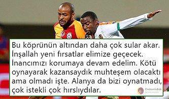 Cimbom Zirve Yarışında Yara Aldı! Alanyaspor - Galatasaray Maçının Ardından Yaşananlar ve Tepkiler