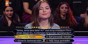 Yarışmacı, Ayşen Gruda Sorusunu 2 Jokerle Bilirken, Sunucu Murat Yıldırım Konuşmasıyla Duygu Dolu Anlar Yaşattı!