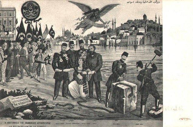 1902: Paris'te, Birinci Jön Türk Kongresi yapıldı.