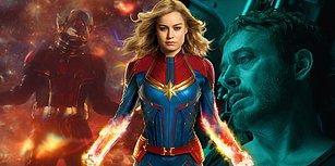 Marvel'ın Super Bowl Çıkarması: 'Captain Marvel' ve 'Avengers: Endgame' Filmlerinden Yeni Fragmanlar Geldi!