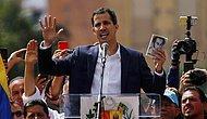 Venezuela Krizi: Avrupa Ülkeleri Guaidó'yu Geçici Devlet Başkanı Olarak Tanımaya Başladı
