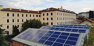İstanbul Saint-Joseph Lisesi 'Güneş Enerjisi Santrali' Projesiyle Kendi Elektriğini Üretiyor