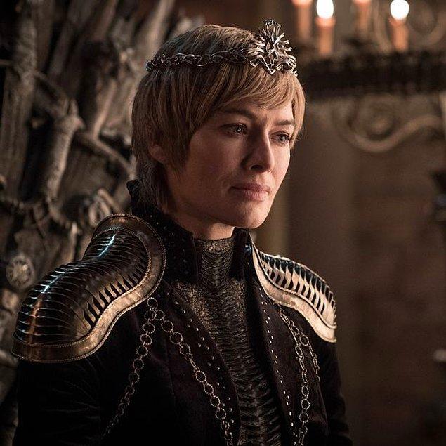 Lena Headey entrikacı kraliçe Cersei Lannister rolünde dönecek.