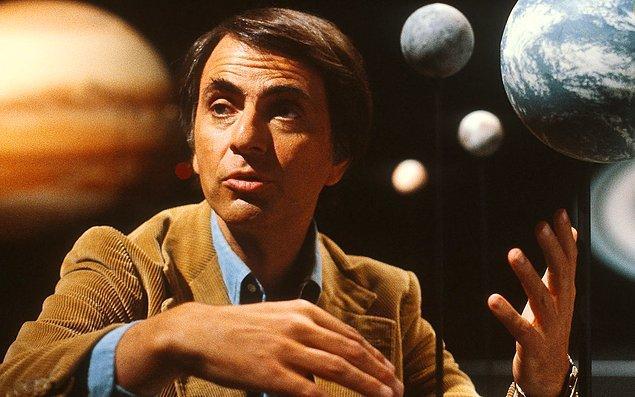 Şengör'ün Sagan hakkındaki sözleri sosyal medyanın da gündeminde...