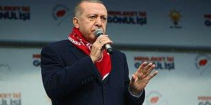 Erdoğan: 'Domates, Patlıcan, Sivri Biber Diyorlar... Düşünün, Bir Merminin Fiyatı Nedir?'