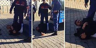 Jandarma Tarafından Yakalandıktan Sonra Şehadet Getirip Ölen Adam Tekrar Dirildi!