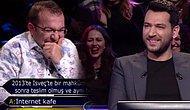 'Kim Milyoner Olmak İster?' Tarihinin En Pozitif Yarışmacısı Gaziantepli Mehmet, Stüdyoyu Kahkahaya Boğdu!