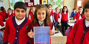 Türkiye Kelimesini Hecelerine Ayıramayan Öğrenci: 'Türkiye Bölünmez, Türkiye Tek Hecedir'