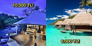 2019 Yılına Bir Milyarder Olarak Girseydiniz Paranızla Saadet Alabileceğiniz Cennet Misali 6 Tatil Mekanı
