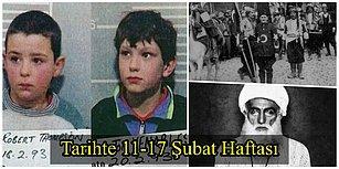 Şeyh Said İsyanı, 10 Yaşındaki Katiller, İşgallerden Kurtuluş... Tarihte 11-17 Şubat Haftası ve Yaşanan Önemli Olaylar