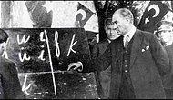 Mustafa Kemal Atatürk Boşuna Dememiş