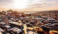 İstanbul Trafik Yoğunluğunda Dünya İkincisi: Vatandaş Yılda 6,5 Gününü Bekleyerek Geçirdi