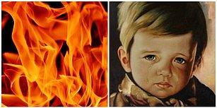 Zamanında Tüm Dünyanın Lanetli Olduğunu Düşündüğü Ağlayan Çocuk Tablosu Namıdiğer Çiko'nun Acıklı Hikayesi