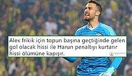 Harun'un Kalesinde Devleştiği, Slimani'nin Gol Attığı Maçta Fenerbahçe Avrupa Ligi'nde Zenit Karşısında Avantajı Kaptı