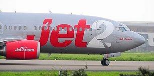 Kanarya Adaları'na Gidiyordu: 'Çay Suyu Biten' Uçak Manchester'a Acil İniş Yaptı