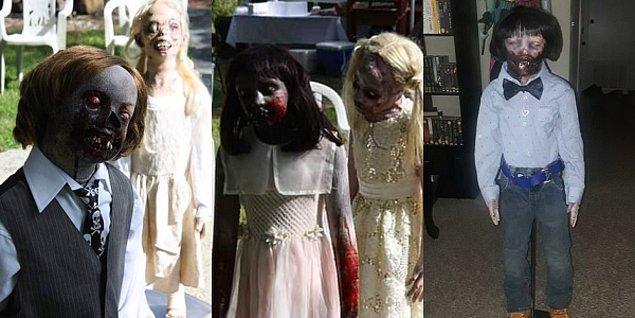"""Felicity, Kelly isimli zombi oyuncak bebeğini """"hayatının aşkı"""" olarak tanımlıyor."""