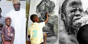 Nijerya'nın 12 Yaşındaki 'Leonardo da Vinci'si: Waris Kareem