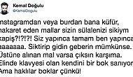 Sosyal Medyada Kendisine Edilen Hakaretlere Daha Fazla Dayanamayan Kemal Doğulu Ağzına Geleni Saydı!
