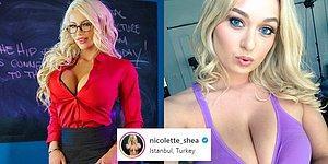 Dünyanın En Ünlü İki Porno Yıldızı İstanbul'a Geldi, Neden Burada Oldukları Merak Konusu Oldu
