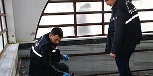Düzce'deki Cami Tuvaletlerinden 'Dün Gece 100'e Yakın Musluk Çalındı'