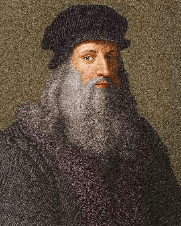 3. Leonardo Da Vinci ve uyku düzeni